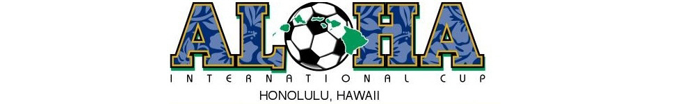 2015 Aloha International Cup banner